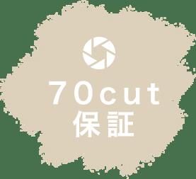 70cut~保障
